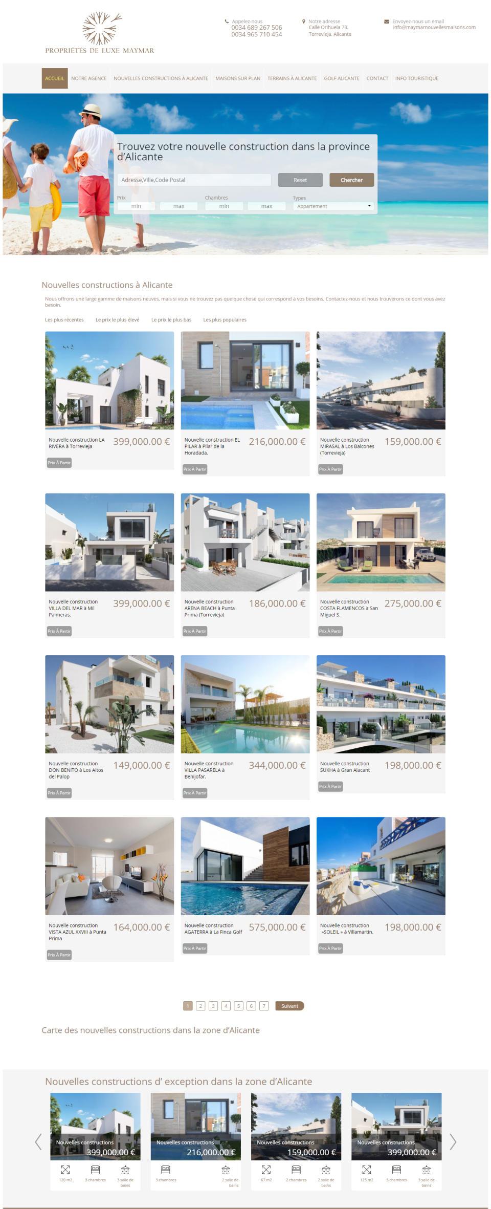diseñador web freelance maymarnouvellesmaisons.com