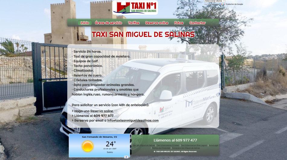 taxisanmigueldesalinas.com